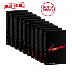 6 Pack Vigopower